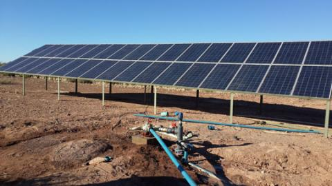 Boland Solar Project 1 Spilhaus